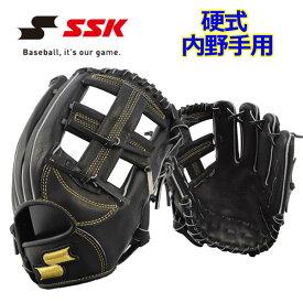 【52%OFF!】エスエスケイ【SSK】硬式野球用グラブ 内野手用 SMG06 90 2017年モデル (野球用品/高校野球/グローブ/握りやすい)