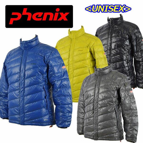 【超特価半額!】【50%OFF!】 フェニックス 【PHENIX】 UNISEX ダウンジャケット Fluffy Jacket フラフィージャケット PM452IT01 【オススメ】(アウトドア用品/アウトドアジャケット/男女兼用/男性用/女性用/メンズ/ウィメンズ/ダウンコート/軽い/暖かい)