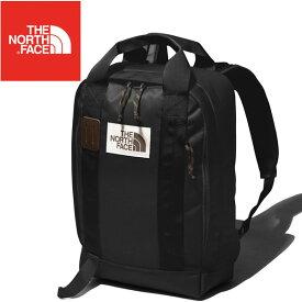 【2020 春夏】 ノースフェイス 【THE NORTH FACE】 トートパック Tote Pack NM71953 BH TNFブラックヘザー (アウトドアバッグ/ディパック/バックパック/リュックサック/デイリーユース/トート型/2WAY) 【大人気】 【おすすめ】