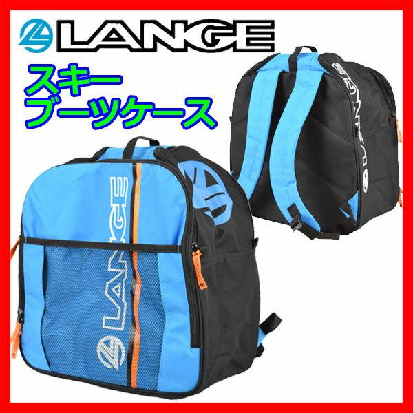 【2016-2017 モデル】 ラング 【LANGE】 スキーブーツバッグ ブーツケース LANGE PRO BOOT BAG プロブーツバッグ LKFB106 大人用 (スキーバッグ/スキーリュックサック/バックパック)