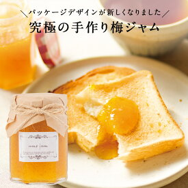【紀州南高梅】究極手作り梅ジャム 140g