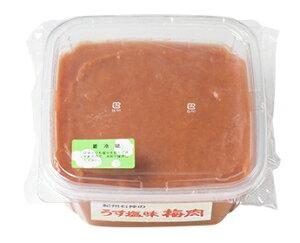 うす塩味梅肉[塩分8%] PET容器 1kg梅 石神邑 調味料 おすすめ スパイス 梅肉エキス 梅肉ソース お弁当