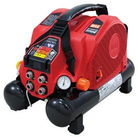 MAX マックス 高圧エアコンプレッサ AK-HL1110E 高圧取出口2個/常圧取出口2個 タンク容量8L