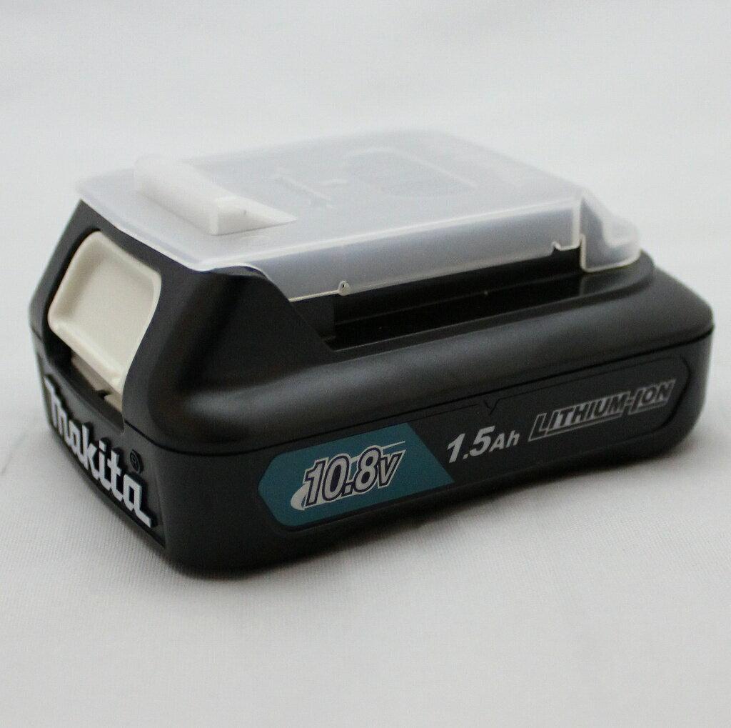 数量限定 マキタ リチウムイオンバッテリ 10.8V 1.5Ah BL1015 A-59841 スライド式