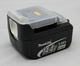 【数量限定】 マキタ リチウムイオンバッテリ 14.4V 3.0Ah BL1430B 残量表示付