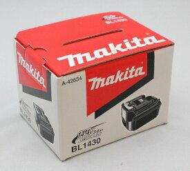 マキタ リチウムイオンバッテリ 14.4V 3.0Ah BL1430B 残量表示付