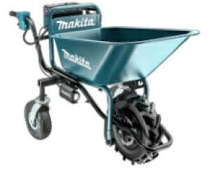 マキタ 18V 充電式運搬車 バケットセット品付 CU180DZ+A-65486 パワーソースキット1 A-61226(BL1860Bバッテリ2個+2口急速充電器+ケース)