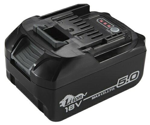 数量限定 MAX マックス リチウムイオン電池 18V 5.0Ah JP-L91850A
