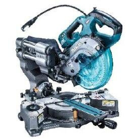 マキタ 40Vmax 165mm 充電式スライドマルノコ LS001GZ 本体のみ(鮫肌チップソー付/バッテリ・充電器別売)