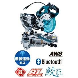マキタ 18V 165mm 充電式スライドマルノコ LS610DZ 本体のみ(鮫肌チップソー付/バッテリ・充電器別売)