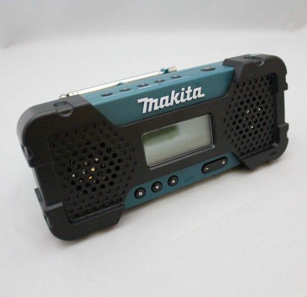 makita マキタ 充電式ラジオ 10.8V MR051 本体のみ(バッテリ・充電器別売)
