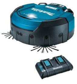 マキタ ロボットクリーナー RC200DZSP (BL1860Bバッテリ2個+2口急速充電器セット)