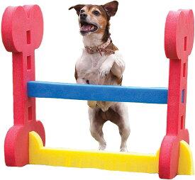 【Rosewood】小型犬用 トレーニング器具 ドッグ・アジリティ イギリス・ローズウッド社製 (ハードル)