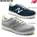newbalanceニューバランスWL315GA/GXレディーススニーカー