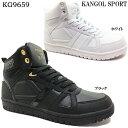 スニーカー レディース KANGOL SPORT KG9659 カンゴールスポーツ レディース スノートレ ブーツ スニーカー ウィンタ…