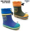 OSHKOSHOSKWB144Rオシュコシュベビー靴レインシューズ