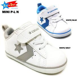 f70fe9f316c78 CONVERSE First☆Star MINI P-L Nコンバース ファーストスター ベビーシューズ ファーストシューズ 子供靴