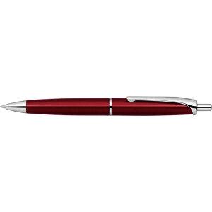 ゼブラ フィラーレ ノック式 エマルジョンボールペン 0.7 レッド
