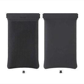 PLOTTER メッシュケース Slimサイズ ブラック
