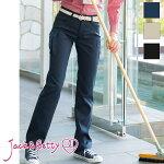カーゴパンツ[女性用]JB58047全3色Jack&Bettyジャック&ベティ介護ユニフォーム介護ウェアケアウェア