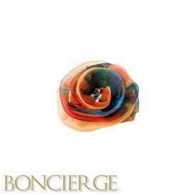 コサージュ [女性用] BCA9102 全1色エステユニフォーム サロンウェア リラクゼーション クリニック 制服 BONCIERGE ボンシェルジュ BONMAX ボンマックス