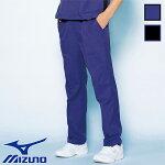 スクラブパンツMZ-0074全3色ユニセックス男女兼用白衣医療着医療衣メディカルウェアユニフォーム多色mizunoミズノuniteユナイト