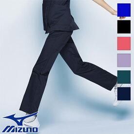 医療白衣 イージーパンツ [男女兼用] MZ-0159 全6色mizuno ミズノ unite ユナイト ナースウェア 看護師 クリニック ユニフォーム 制服