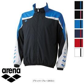 ウインドジャケット ウインドブレーカー ARN-6310 [男女兼用] [返品・交換不可]arena/アリーナ スポーツ アウトドア ゴルフ テニス サッカー 防寒 xanax/ザナックス