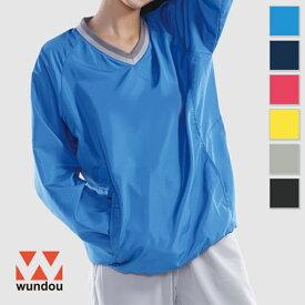 【返品・交換不可】ベーシックピステ P1280 【S〜XXL】 [男女兼用] wundou ウンドウ スポーツウェア トレーニングウェア