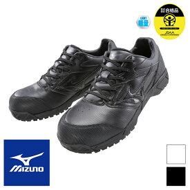 セーフティシューズオールマイティCS (紐タイプ) [男女兼用] C1GA1710 [返品・交換不可]mizuno ミズノ 安全靴 スニーカー 作業靴 ワークシューズ