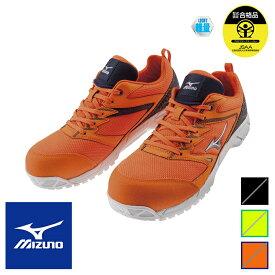 セーフティシューズオールマイティVS [男性用] F1GA1803 [返品・交換不可]mizuno ミズノ 安全靴 スニーカー 作業靴 ワークシューズ