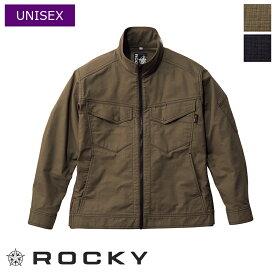 ユニセックスブルゾン [ユニセックス] RJ0912 ROCKY ロッキー BONMAX ボンマックス 作業服 作業着 ワークユニフォーム ワークウェア