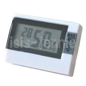ミニ デジタル 温湿度計 温度計と湿度計の一体型(メール便送料無料)
