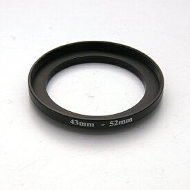 カメラ用ステップアップリング(58-62mm/62-67mm/67-72mm/72-77mm/77-82mm)口径があわないレンズへのフィルターの装着を可能に