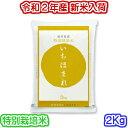 【特別栽培米】令和2年産新米入荷 福井県 いちほまれ 2キロ入り