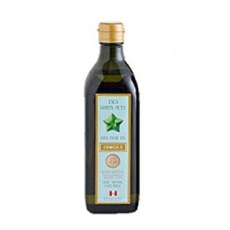 印加绿色坚果油 インカインチ L 460 g [油 / 油 / おいる / 螺母石油和天然油脂]