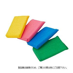 3M(スリーエム) スコッチブライト HACCP 高耐久ネットスポンジ No.9300 薄手 黄 1袋(10個)