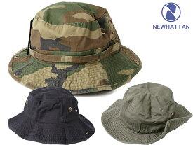 ニューハッタン サファリハット NEWHATTAN Safari Hats