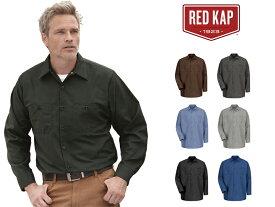 REDKAP(レッドキャップ)長袖 ワークシャツ WORK SHIRT L/S #SP14