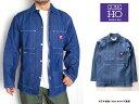 GUNG HO ガンホー ショップジャケット シャンブレー ジャケット Shop Jacket