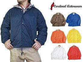 Cardinal Activewear カーディナル コーチジャケット メンズ & レディース