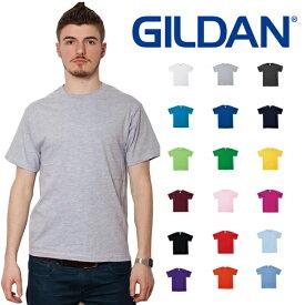 ギルダン GILDAN Tシャツ 4.5oz メンズ カラー XS〜XLサイズ #63000 Softstyle Short Sleeve T-Shirt for Japanese