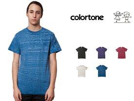 colortone カラートーン タイダイ Tシャツ Stripe Tee