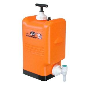 非常用 ポリタンク型浄水器 コッくん 飲めるゾウ ミニ 災害時 断水時 飲料水確保 浄水 水 簡単