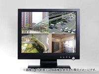 RD-4665HDMI対応CCTVLCD15インチ監視用モニターVGN/BNC対応