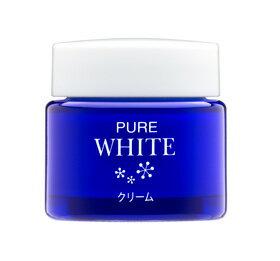 薬用ピュアホワイト クリーム【薬用ピュアホワイト-PURE WHITE-シリーズ】【ハイム化粧品】(本体価格 1,600 円)