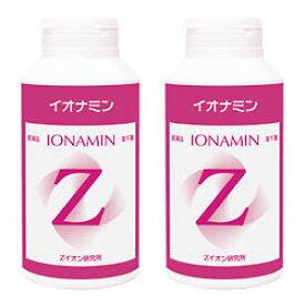 2本セットならオトク!酸化マグネシウムの便秘薬!【第3類医薬品】イオナミン900錠入り
