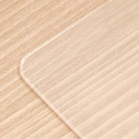 【PSマットのみ】テーブルマット 透明 非転写 両面転写防止 厚み 2mm 専用マット 保護マット 傷防止マット汚れ防止マット 傷防止 天板用 キズ防止マット 横135cm 縦90cm ペンシルL 135cm幅ダイニングテーブル用マット 228-00169