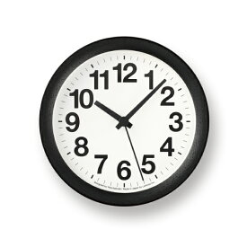 【マラソン中 PO最大44倍】【合計3980円以上ご購入で送料無料】 時計 置き時計 掛け時計 雑貨 プレゼント インテリア デザイン オシャレ シンプル 可愛い カフェ リビング ダイニング 寝室 ベッドルーム Clock A Small / ブラック 黒 239-00184 在宅勤務 テレワーク