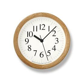 【マラソン中 PO最大44倍】【合計3980円以上ご購入で送料無料】 時計 置き時計 掛け時計 雑貨 プレゼント インテリア デザイン オシャレ シンプル 可愛い カフェ リビング ダイニング 寝室 ベッドルーム Clock B Small / ナチュラル ベージュ ブラウン 239-00185 在宅勤務